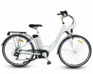 Vélo electrique pour dame