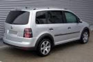 VW Cross Touran 1.4 L, 7 places
