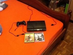 playstation 3 ( 500 GO)