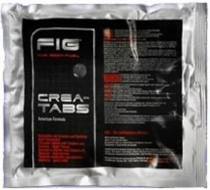 Creatine Fig 200 comprimés à prix écono