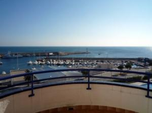 duplex face de mer, parking, ametlla mar