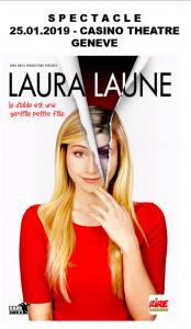Laura Laune, le diable est une gentille petite fille