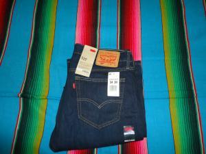 Levi's jeans 501, 510 et 527