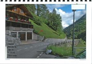 Terrain à construire en Valais