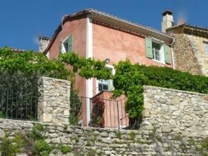 Petite maison de Charme à Nyons en Drôme