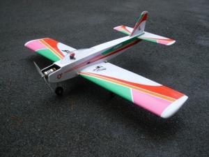 Avion moteur électr. Type Mars 25L