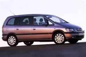 A louer -  Opel Zafira 7 Places Turbo Di
