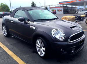 Reprise de leasing - Mini Cooper S Roadster