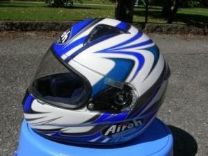 Casque moto à vendre