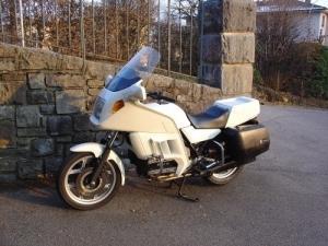 BMW k 100 lt