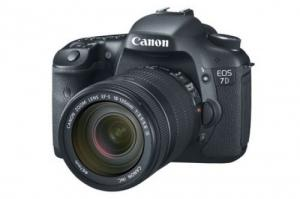 Appareil Photo CANON 7D+Objectifs+Autre
