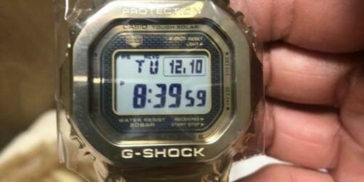 G-Shock GMW-B5000TFG-9JR or 35th