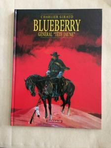 "Général ""Tête jaune"" - Blueberry, tome 10"