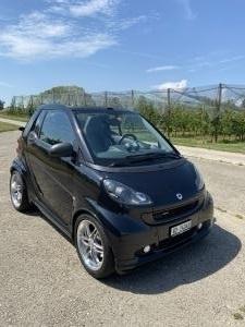 Smart Brabus Cabiolet CHF 7'200.-