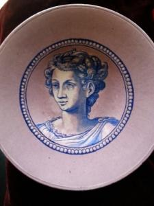 assiette   grec