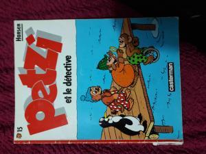 Bande dessinée Petzi