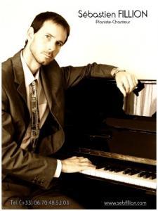 Pianiste chanteur dj pour vos soirées