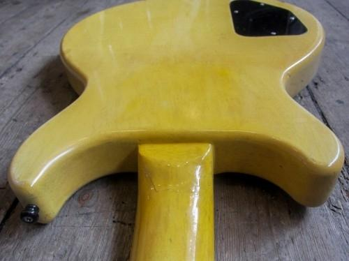 Gibson les paul special-TV jaune - 1959-