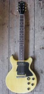 Gibson les paul special-TV jaune - 1959-