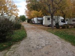 Camping ouvert 10 mois/année Aups France