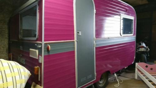 caravane futur restauration