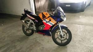 Honda CBR 125 - 700 .-