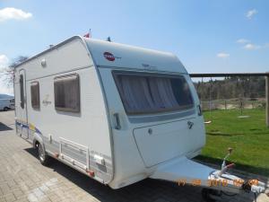 Caravane Buerstner  410 TS