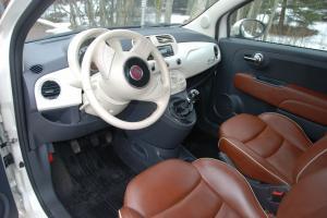 Magnifique Fiat 500