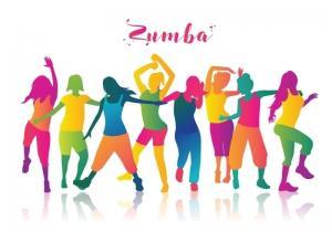 ZUMBA Gym music les mercredis soir en salle