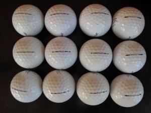 Balles de golf en bon état