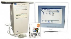 Tour Ordinateurs, MS-Dos, Windows 3.11-95-98, 2000
