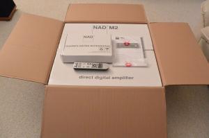 NAD M2 Master Series Integrierter Digitalverstärker