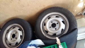 Jantes pneus