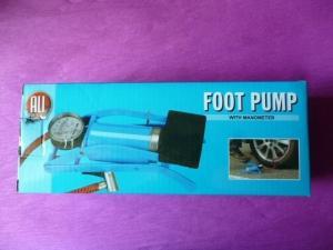 MSB : Pompe pour gonfler vos pneus