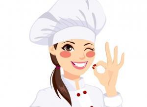On recherche le cuisinier pour travailler