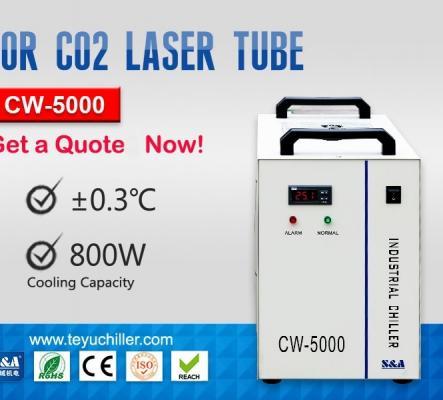 Refroidisseur D'eau CW5000