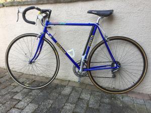 Vélo de course Gitane vintage