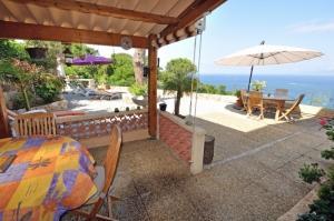 Corse Porticcio 76m2, wifi, clim, jardin, potager
