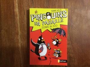 Pingouins en pagaille zizanie au zoo