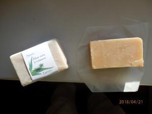 Savon Aloe vera Epicura artisanal CH