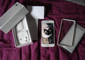 Apple-iPhone-7-Plus-128GB Débloqué +facture