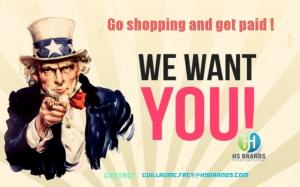 Become a mystery shopper and make money !