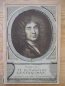 Le bourgeois gentilhomme - Molière.1935