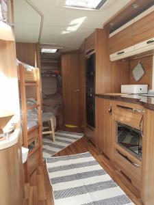 Caravane Knaus 650 KWT SW