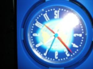 Réveil Benetton neuf - à saisir