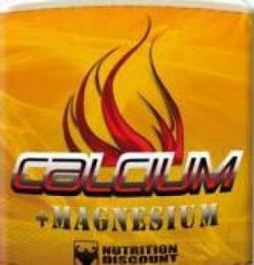 Calcium & Magnesium : 300 Comprimés