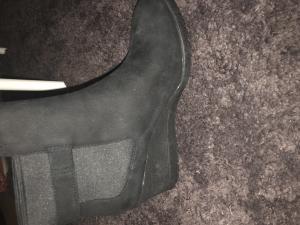 Chaussures UGG à talon compensé