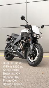 Buell XB12SX dernier modèle