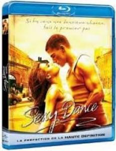 Sexy Dance Blu-Ray neuf dans son emballa