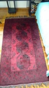 Magnifique tapis Afghan joli